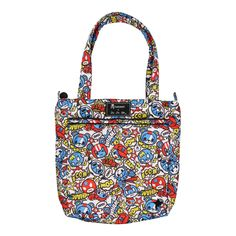 Ju-Ju-Be x tokidoki Be Light in Sweet Victory  44.95 €  / £37.00. Mothers on the go with baby.