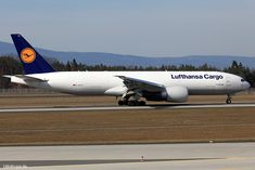 D-ALFE, 25.03.2017 at Frankfurt, FRA, CN 41678, Boeing 777-FBT, Lufthansa Cargo. Have all a great day.