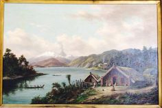 Lake Tarawera Cabin, Mountains, House Styles, Lakes, Nature, Travel, Home Decor, Homemade Home Decor, Naturaleza