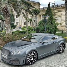 What do you think of this kitted out Bentley with onyx kit