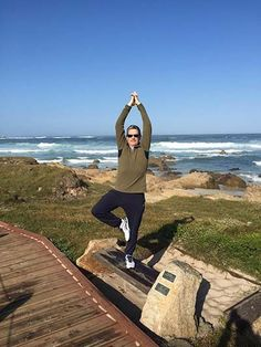 Assists the body in establishing pelvic stability (the #treepose) & helps plant more #trees all over the world.