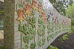 Custom Pique Assiette Mosaic Gallery
