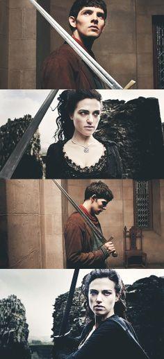 Merlin & Morgana