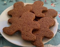 Gingerbread cookies for baby