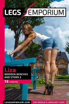 Liza - Wooden Benches and Stems 2  http://www.legsemporium.com/liza/liza-wooden-benches-and-stems-2
