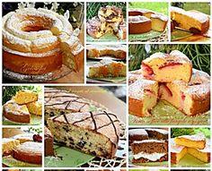 Raccolta di torte soffici per la prima colazione-tutte buonissime!