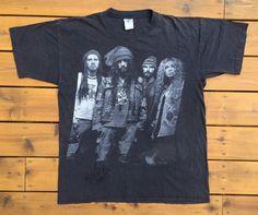 WHITE ZOMBIE Shirt 1995 90's Vintage Heavy Metal Music Band Promo Tee Rob USA  #GreatEntertainmentMerchandise #GraphicTee