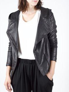 8telier | Ariel Hooded Jacket | $448