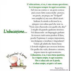 L'EDUCAZIONE POESIA