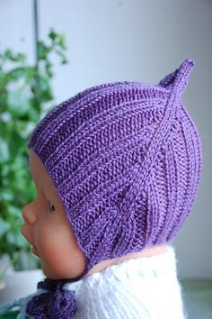 Knitting and some more - free patterns