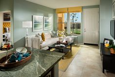 San Diego New Condos - Sorrento Terrace by Pardee Homes