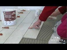 Nivelador De Pisos Cerâmicos, Porcelanatos e Revestimentos II - YouTube