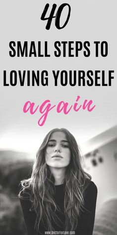 Learn how to love yourself again. Self-care and Self-love tips on how to improve your self-esteem and start appreciating yourself. Loving yourself again/ Change your mindset/ Positive thoughts/ Love yourself/ Self care and self-love tips/ Personal growth and self-development/ Practice self-love/ #SelfLove #SelfCare #SelfAppreciation Positive Mindset, Positive Thoughts, Positive Quotes, Positive Life, Inspirierender Text, Practicing Self Love, Self Appreciation, Learning To Love Yourself, How To Love Yourself