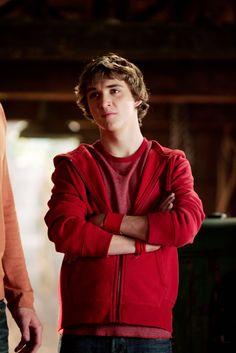 Kyle Gallner As 'Bart Allen/Impulse/The Flash'.