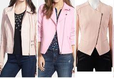 Pink Jackets moto