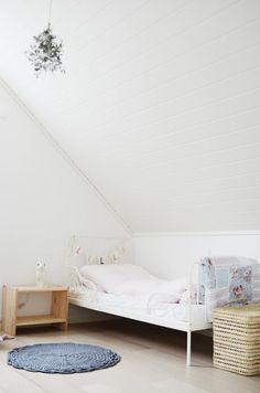 Blanco estilo escandinavo en Noruega