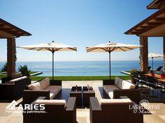 TERRENOS EN MAZATLÁN Las sombrillas de patio, son básicas en las terrazas de las casas de playa, están diseñadas y fabricadas con fibra repelente a los rayos ultravioleta que nos ayudan a proteger del sol. La tela debe ser resistente a la intemperie además de lavable. Ven a conocer los terrenos de GRUPO ARIES y adquiere el tuyo en LAS PUERTAS D' MAZATLÁN http://grupoaries.com.mx/bienvenido/nuestros-desarrollos/