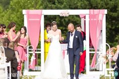 art line wedding