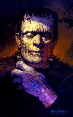 Frankenstein.