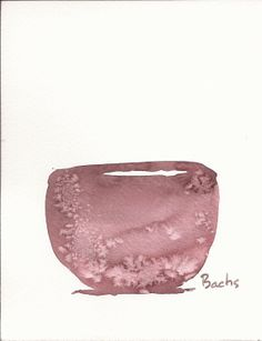 Little round Bowl in Scarlet by Artbachs on Etsy, €14.80