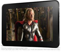 Kindle Fire HD 8.9″, Dolby Audio, Dual-Band Wi-Fi