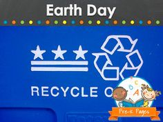 Ideas and activities for celebrating Earth Day in your childcare, preschool, or kindergarten classroom.