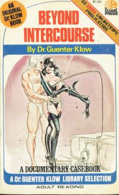 Beyond Intercourse by Dr. Guenter Klow