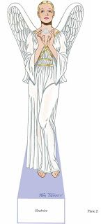 vintage angel paper doll... page 1 of 2