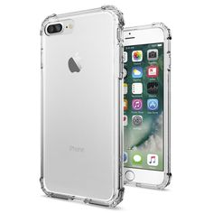 iPhone 7 Plus Case Crystal Shell e8b4ff1842a9a