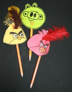 Pencil toppers students can make or you can give as incentives. Free templates.