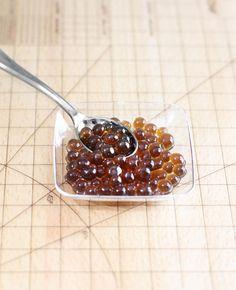 Coffee Caviar? Yes Please.