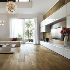 Wood Effect Tiles by Envy. Ceramic Suar Tile from the Samanea Wood Effect Tiles.