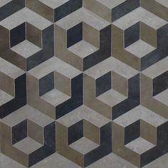 Reclaimed British Bespoke Geometric (Jones) by Lapicida stone