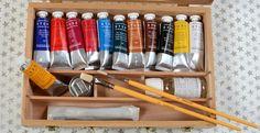 Matériel de Peinture Baseball, Gift Ideas, Paintings