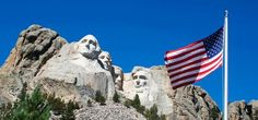 Planning your #MountRushmore #vacation is easy with this Rapid City Monumental Day Itinerary. #visitrapidcity