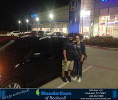 https://flic.kr/p/G2EoAR | Congratulations Morgan on your #Hyundai #Tucson from Justin Miller at Honda Cars of Rockwall! | deliverymaxx.com/DealerReviews.aspx?DealerCode=VSDF