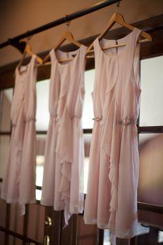 Pretty Bridesmaid Dress idea... Rustic Vintage Shabby Chic Wedding Ideas