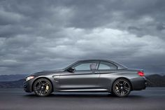 New Release 2015 BMW M4 Convertible Review Side View Model