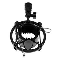 Microphone Shock Mount Holder Stand Microphone Mic Hanging Bracket Stabilizer for Large Diaphragm Condenser Microphone Consumer Electronics, Free Shipping, Fun Gadgets, Office Fun, Tech, Audio Equipment, Fashion Jewellery, Sport, Lifestyle