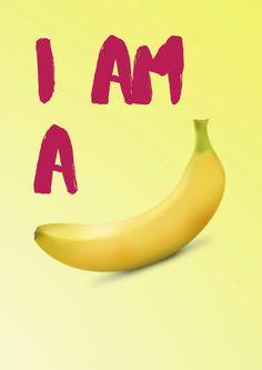 Banana by OliviaInTheWild on Etsy