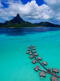 InterContinental Bora Bora Resort and Thalasso Spa, French Polynesia