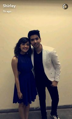Shirley with cutie Armaan