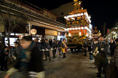 Takayama Spring Festival is one of those beautiful festivals that you can see in Japan during April. This is also one of the most famous festivals that you can attend.