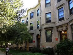 Boston University Brownstones #Dorm #Good