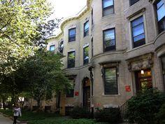 Boston University Brownstones #Dorm #Good