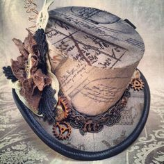 altered top hat mens - Google Search