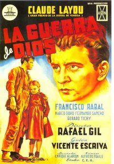 LA GUERRA DE DIOS - 1953