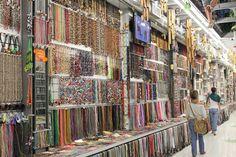 Bead Shop at the Athens Flea Market