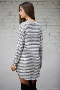 Casanova Striped Tunic