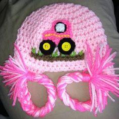 John Deer inspired Toboggan Hat by CorinnaCasillas on Etsy, $20.00